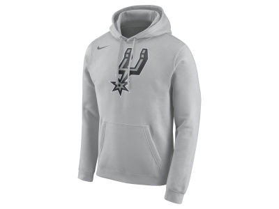San Antonio Spurs Nike NBA Men's Logo Club Hoodie