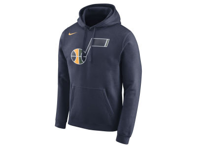 Utah Jazz Nike NBA Men's Logo Club Hoodie
