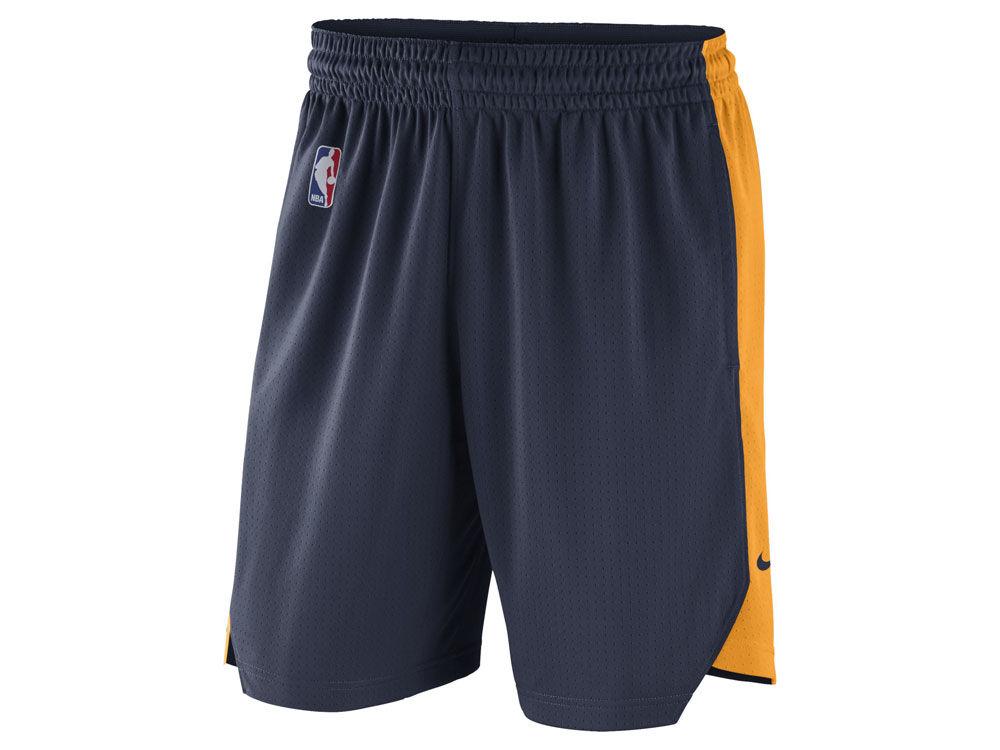 Utah Jazz Nike NBA Men s Practice Shorts  9b69fb09d