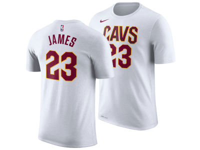 Cleveland Cavaliers Lebron James Nike NBA Men's Association Player T-Shirt