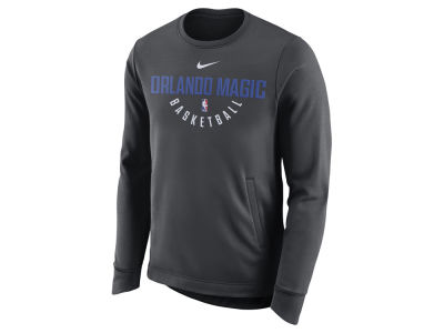 Orlando Magic Nike NBA Men's Practice Therma Crew Sweatshirt