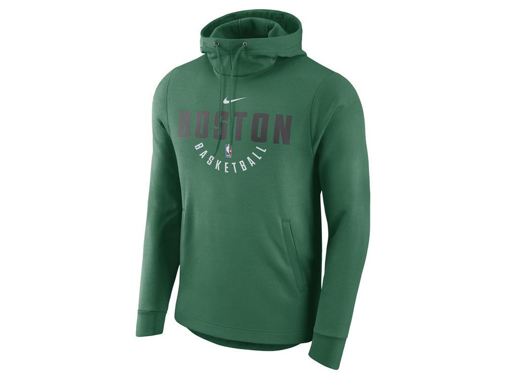 55120cbdeca Boston Celtics Nike NBA Men's Practice Therma Hoodie