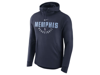 Memphis Grizzlies Nike NBA Men's Practice Therma Hoodie
