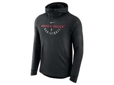 Miami Heat Nike NBA Men's Practice Therma Hoodie