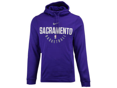 Sacramento Kings Nike NBA Men's Practice Therma Hoodie