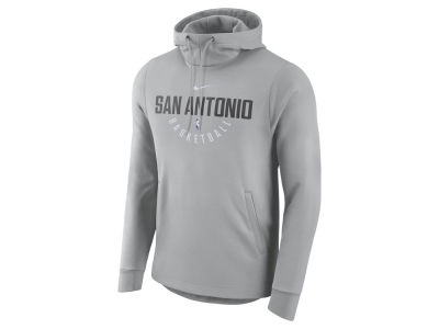San Antonio Spurs Nike NBA Men's Practice Therma Hoodie