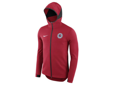 Los Angeles Clippers Nike NBA Men's Dry Showtime Full Zip Hoodie