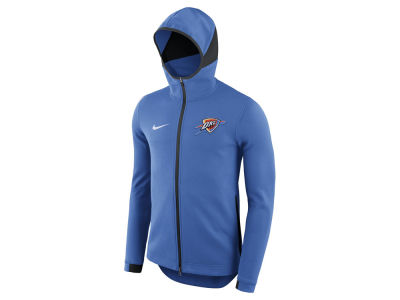 Oklahoma City Thunder Nike NBA Men's Dry Showtime Full Zip Hoodie