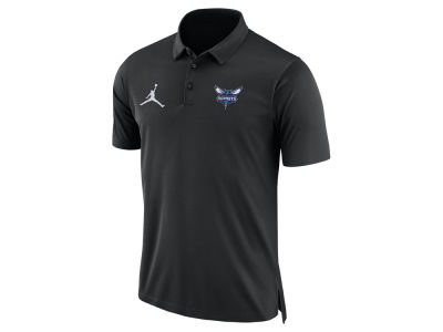 Charlotte Hornets Jordan NBA Men's Statement Polo