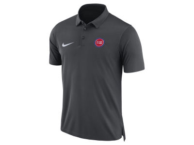Detroit Pistons Nike NBA Men's Statement Polo