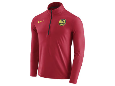 Atlanta Hawks Nike NBA Men's Half Zip Element Long Sleeve Pullover
