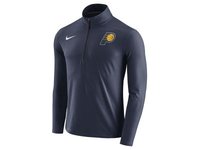 Indiana Pacers Nike NBA Men's Half Zip Element Long Sleeve Pullover