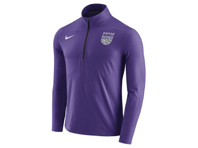 Sacramento Kings Nike NBA Men's Half Zip Element Long Sleeve Pullover