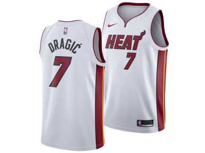 Miami Heat Goran Dragic Nike NBA Men's Association Swingman Jersey