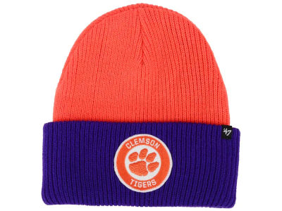 Clemson Tigers '47 NCAA Ice Block Knit