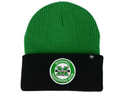 Marshall Thundering Herd '47 NCAA Ice Block Knit