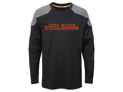 Iowa State Cyclones Outerstuff NCAA Youth Gamma Long Sleeve T-Shirt