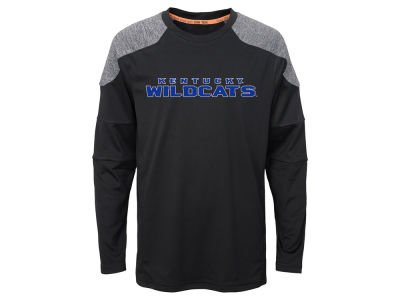 Kentucky Wildcats Outerstuff NCAA Youth Gamma Long Sleeve T-Shirt