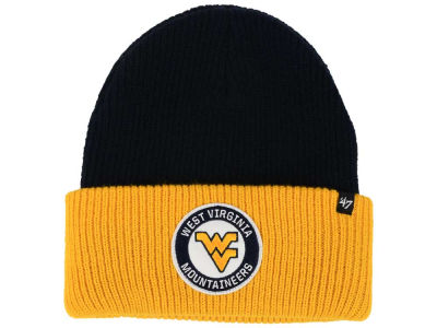 West Virginia Mountaineers '47 NCAA Ice Block Knit