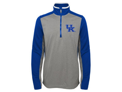 Kentucky Wildcats Outerstuff NCAA Youth Matrix Quarter Zip Pullover