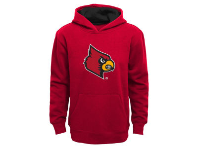 Louisville Cardinals Outerstuff NCAA Kids Prime Hoodie