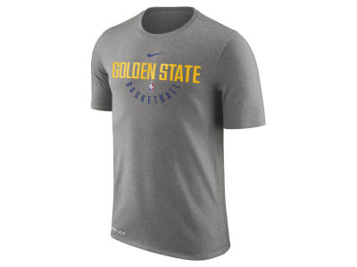 Golden State Warriors Nike NBA Men's Dri-Fit Cotton Practice T-Shirt