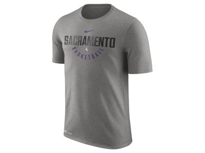 Sacramento Kings Nike NBA Men's Dri-Fit Cotton Practice T-Shirt