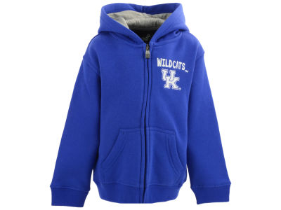 Kentucky Wildcats Outerstuff NCAA Toddler Red Zone Full Zip Hoodie