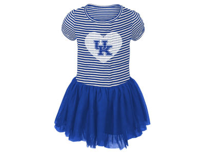 Kentucky Wildcats Outerstuff NCAA Toddler Tutu Sequins Dress