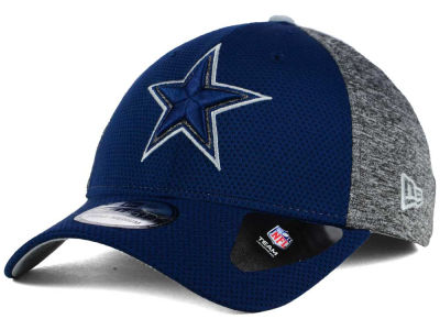 Dallas Cowboys New Era NFL Fierce Fill 39THIRTY Cap