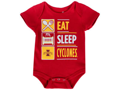 Iowa State Cyclones Outerstuff NCAA Newborn All I Do Creeper