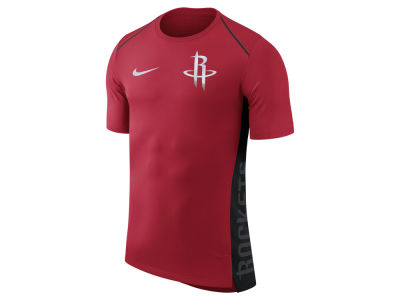 Houston Rockets Nike NBA Men's Hyperlite Short Sleeve Shooter T-shirt