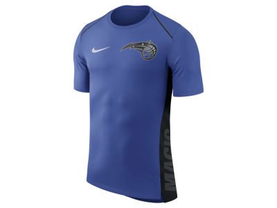 Orlando Magic Nike NBA Men's Hyperlite Short Sleeve Shooter T-shirt