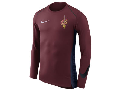 Cleveland Cavaliers Nike NBA Men's Hyperlite Long Sleeve Shooter T-shirt