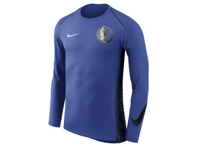 Dallas Mavericks Nike NBA Men's Hyperlite Long Sleeve Shooter T-shirt
