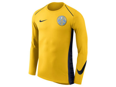 Denver Nuggets Nike NBA Men's Hyperlite Long Sleeve Shooter T-shirt