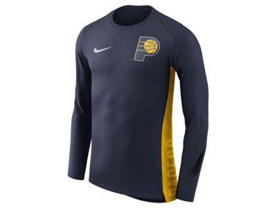 Indiana Pacers Nike NBA Men's Hyperlite Long Sleeve Shooter T-shirt
