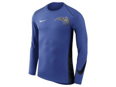 Orlando Magic Nike NBA Men's Hyperlite Long Sleeve Shooter T-shirt