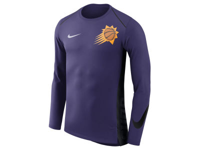Phoenix Suns Nike NBA Men's Hyperlite Long Sleeve Shooter T-shirt