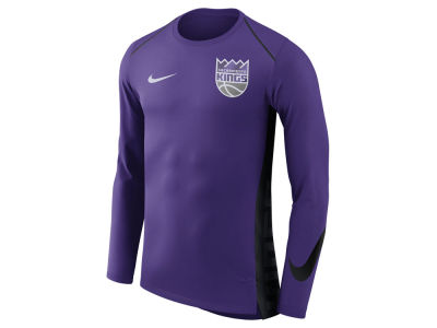 Sacramento Kings Nike NBA Men's Hyperlite Long Sleeve Shooter T-shirt
