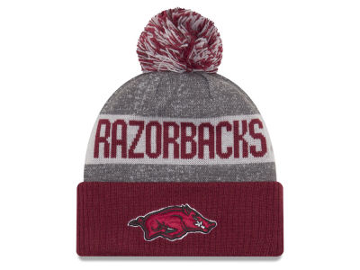 Arkansas Razorbacks New Era 2017 NCAA Sport Knit