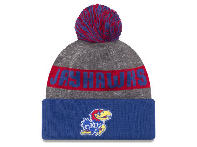 Kansas Jayhawks New Era 2017 NCAA Sport Knit