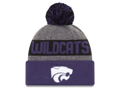 Kansas State Wildcats New Era 2017 NCAA Sport Knit
