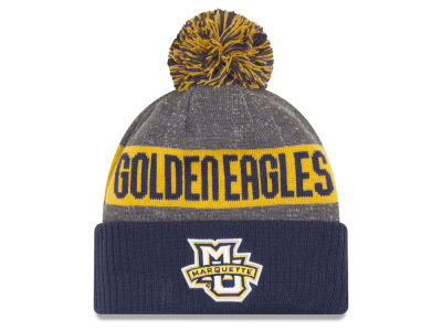 Marquette Golden Eagles New Era 2017 NCAA Sport Knit