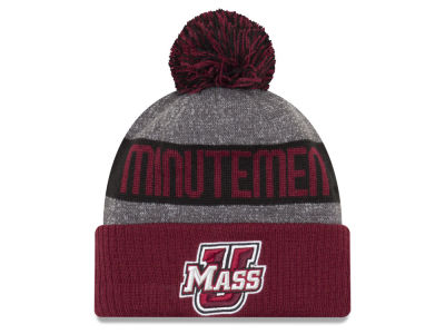 Massachusetts Minutemen New Era 2017 NCAA Sport Knit