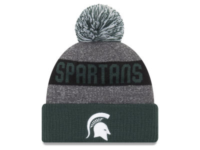 Michigan State Spartans New Era 2017 NCAA Sport Knit