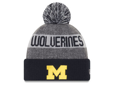 Michigan Wolverines New Era 2017 NCAA Sport Knit