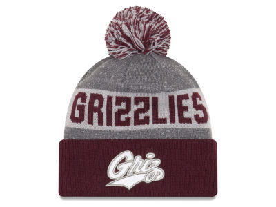 Montana Grizzlies New Era 2017 NCAA Sport Knit