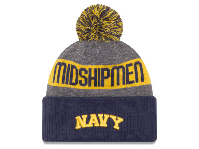 Navy Midshipmen New Era 2017 NCAA Sport Knit
