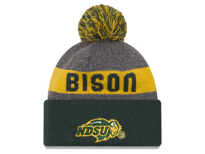 North Dakota State Bison New Era 2017 NCAA Sport Knit